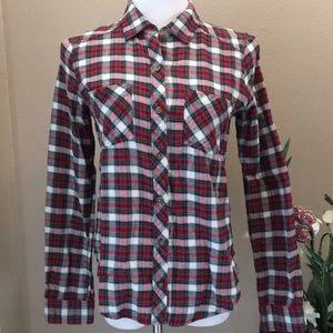 Abercrombie Fitch Plaid Shirt